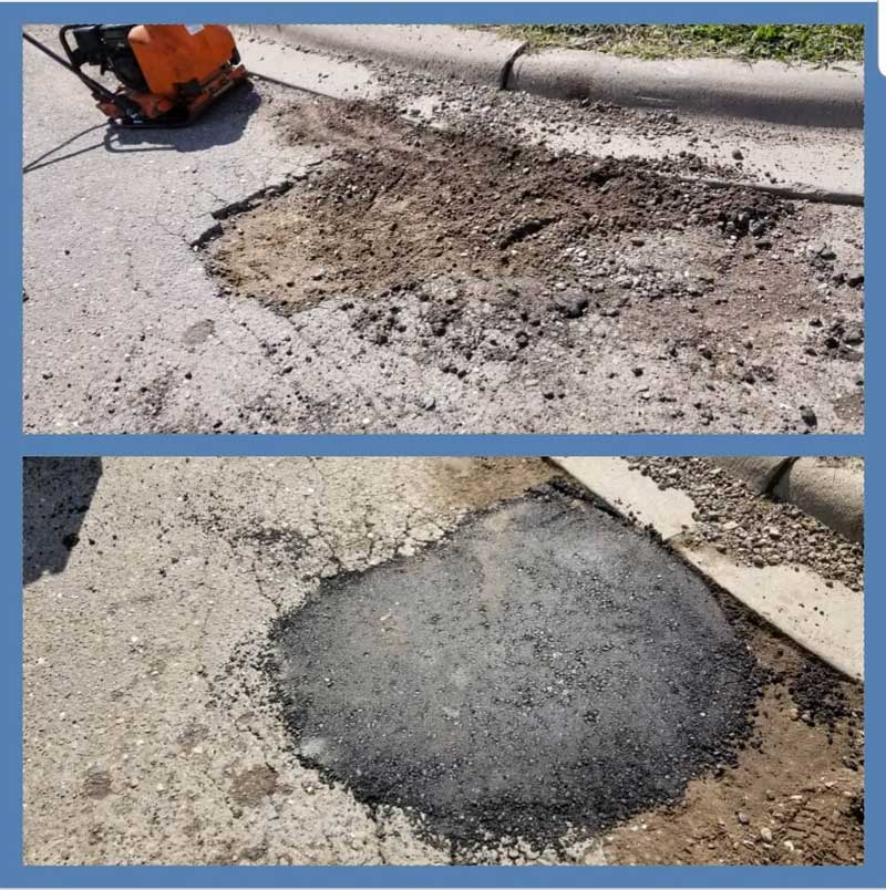 asphalt sealcoating near me